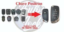 Montagem grátis Chave positron lançamento