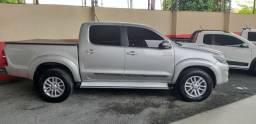Hilux SRV diesel automático completo 2013/13 - 2013