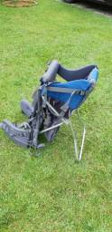 Mochila para caminhada com bebe curtlo