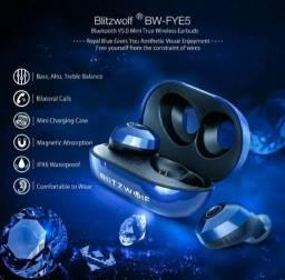 Fone de ouvido Bluetooth blitzwolf BW-FYE5