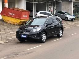 Honda CRV 2.0 Aut. EXL *Teto/ Couro/ Multimídia* - 2014