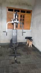 Estação de Musculação WCT