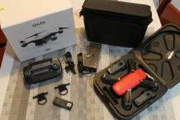 Drone DJI Spark Fly More Combo - Vermelho