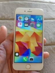 IPhone 6 de 16gb Gold Anatel - Impecável