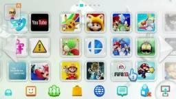 Des trave Nintendo Wii U para jogos em HD de Wii U, Wii, Gamecube e Emus