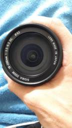 Lente Macro Sigma 18-200mm para Nikon
