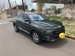 Toro volcano 4x4 diesel automática 17/17 vendo ou troco - 2017