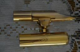 Boquilha Ton Krisley Metal Para Sax Tenor - A5