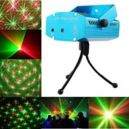 Mini Lazer Luz de Palco Inova SHI-7200