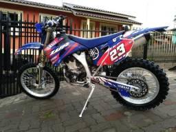 Yamaha WR/ 250 moto impecável - 2012