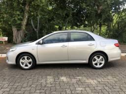 Toyota corolla 2.0 xei 16v flex 4p automático 57mil km original único dono - 2014