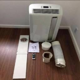 Vendo Ar condicionado portatil De Longui 12000 btus