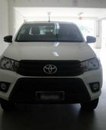 Toyota Hilux 2018 Branca 140.000 - 2018