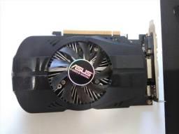 Placa de video gtx 750 1gb ASUS