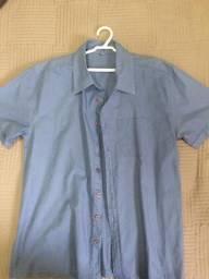 Camisa social tamanho 16