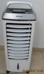 Climatizador e Umidificador de Ar Quente e Frio Springer com Controle Remoto