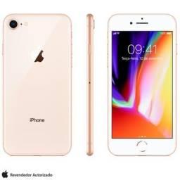 Vendo IPhone 8 Dourado usado
