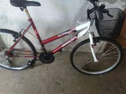 Bicicleta aro 26 de marcha