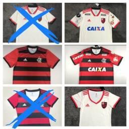 Camisas Flamengo Tailandesas Novas - Aceito Cartão b2969dfedbf1f