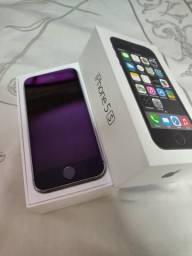 Iphone 5S 32gb - c/ N.F - otimo estado
