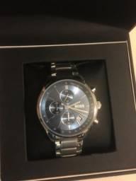 3c1fa82958b Relógio Masculino Hugo Boss 1513478