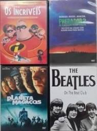 4 DVDs Originais Coleção Particular + 25 filmes R$65,00