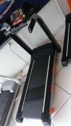 Esteira Athletic Advanced - 16km/h - Com Garantia 1 ano - Frete e montagem grátis