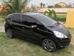 Honda Fit EX automático IPVA 2019 PAGO - 2010