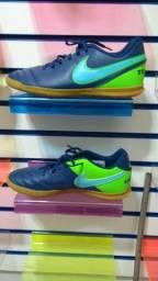 Tenis Futsal Nike Tiempo Rio  Promocao 0487331e44dc1