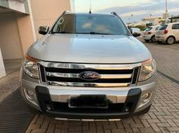 Ford Ranger Limited, 3.2 Turbo, 204cv, completíssima, 2013/2014 - 2014