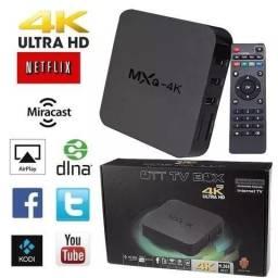 TV Box - Transforme sua TV em uma Smart TV