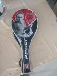 Raquete de tênis roger federer WILSON