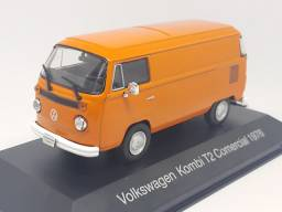 Miniatura Kombi T2 comercial 1976 1/43