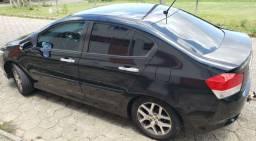 Honda City EX 2011 couro R$ 33.200,00