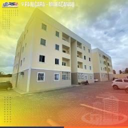 Apartamento pronto no Maracanaú - 3 Quartos - Entrada Falicitada