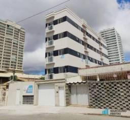 Apartamento com 1 dormitório para alugar, 50 m² por R$ 709,00/mês - Parquelândia - Fortale