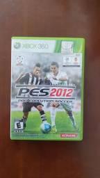 PES 2012 para Xbox 360 (estado de novo) Raridade