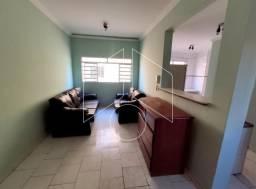 Título do anúncio: Apartamento para alugar com 1 dormitórios em Jardim araxa, Marilia cod:L6339