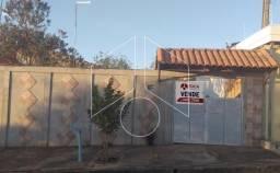 Casa à venda com 1 dormitórios em Parque das nacoes, Marilia cod:V9504