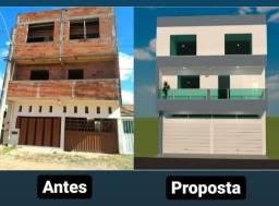 Projeto de Arquitetura e Engenharia