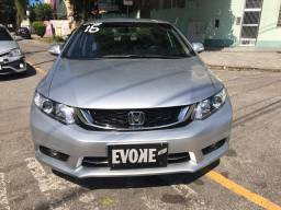 Honda Civic LXR 2016 com Gnv