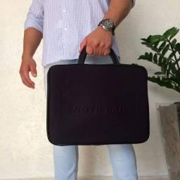 Capa Para Notebook 15,6 Preta Com Alça - Loja Natan Abreu