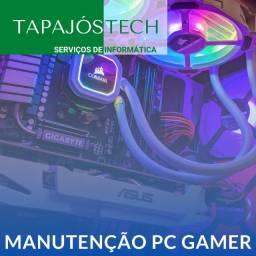 Título do anúncio: Manutenção de PC Gamer