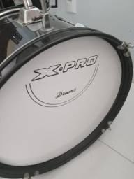 Bateria x pro Drums infantil de 700,00 por 550,00