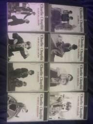 Coleção de DVDs Charlie Chaplin