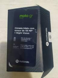 Motorola g9 play zero na caixa