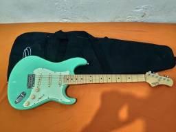 Guitarra Tagima T635 Classic Surf Green