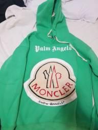 Moleton Palm angels collab com Moncler Tam g