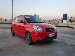 Kia Picanto EX3 - Completo - Bancos de Couro - Pneus novos - 82 Mil km rodados