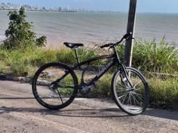 Bike aro 26 Nova R$ 1.099.00 21 marchas
